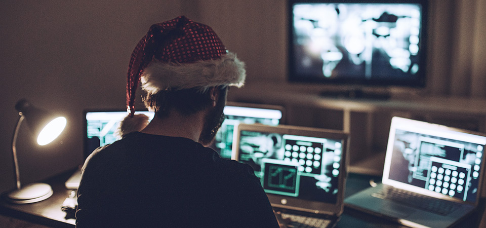 Protect your business and employees from Holiday Season Cybercrime