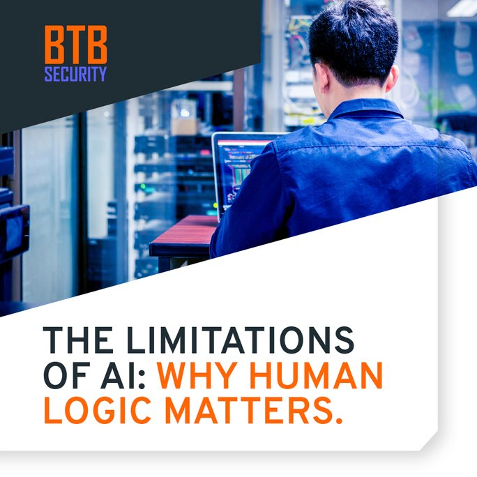 The limitations of AI_Why human logic matters